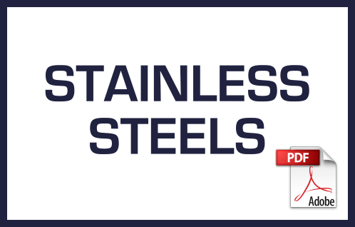 RVS STAINLES STEELS